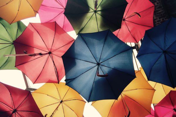 Se piove cosa fai? Di tempi strani, serenità e grandi alleati